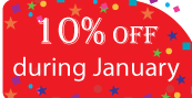 January 2019 discount