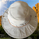 Wide Brim Cooling Hat Rated 50+